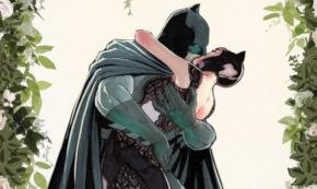 batman the wedding, dc, graphic novel, tom king, mikel janin, net galley, review, dc comics, dc entertainment