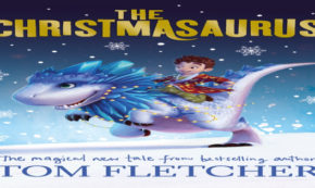 Go on a Rollicking Holiday Adventure in 'The Christmasaurus'