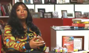 Patrisse Cullors Speaks with Brave New Films