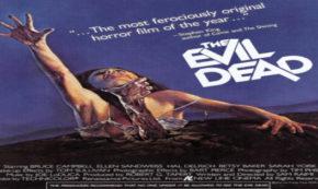 the evil dead, horror, bruce campbell, sam raimi, 4k ultra hd, review, new line cinema, lionsgate