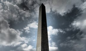 No Peace When the Washington Monument Sticks Up Like a Middle Finger