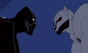 the panther and the wolf, black panther's quest, marvel avengers, cartoon, season 5, review, disney xd