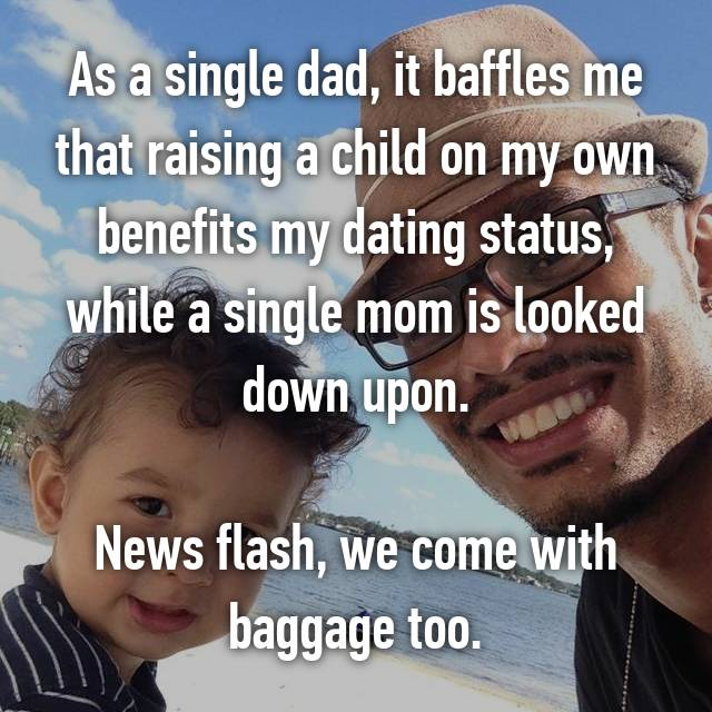 things to consider when dating a single dad