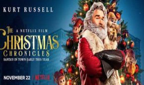 the christmas chronicles, comedy, family, christmas, kurt russell, review, netflix