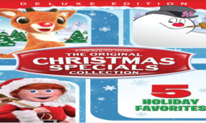 original christmas specials, stop motion, animated, collection, rankin bass, blu-ray, review, universal pictures