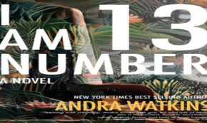 i am number 13, suspense, paranormal, fiction, andra watkins, nowhere series, review, word hermit press