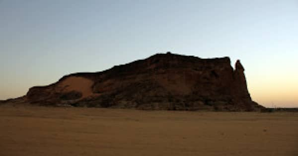 Jebel Barkel & Hitchhiking in Sudan - Part IV