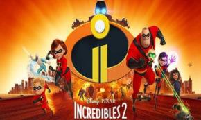 incredibles 2, sequel, computer animated, superhero, blu-ray, review, pixar animation studios, walt disney pictures