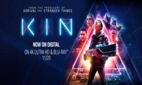 kin, science fiction, action, adventure, dennis quaid, james franco, blu-ray, review, lionsgate