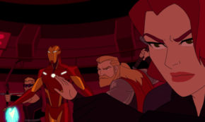 the last avenger, black panther's quest, marvel avengers, cartoon, season 5, review, disney xd