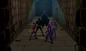 the lost temple, black panther's quest, marvel avengers, cartoon, season 5, review, disney xd