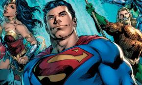 man of steel, superman, graphic novel, Brian Michael Bendis, review, net galley, dc comics, dc entertainment