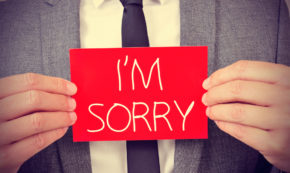 Integrity, Vulnerability, and Apologies: A Plea to say 'I'm Sorry'