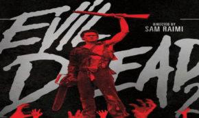 evil dead 2, comedy, horror, sequel, bruce campbell, 4k ultra hd, review, lionsgate