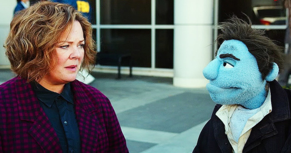 the happytime murders, comedy, crime, melissa mccarthy, elizabeth banks, blu-ray, review, stx films, universal pictures