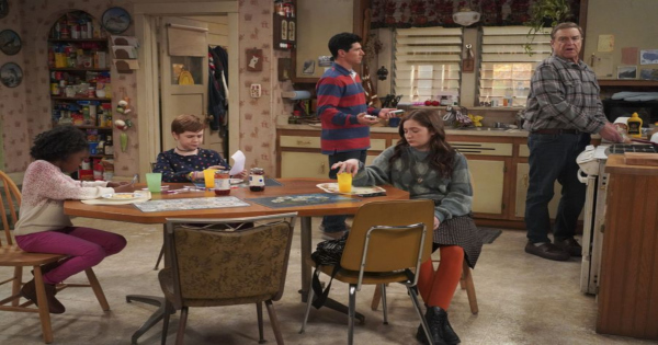 hold the salt, the conners, tv show, comedy, spin off, review, abc