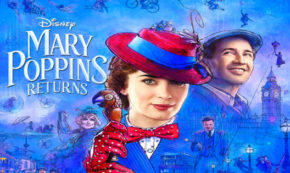 mary poppins returns, musical, fantasy, sequel, emily blunt, lin manuel miranda, review, walt disney pictures