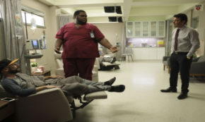 perspective, a million little things, tv show, drama, season 1, review, abc