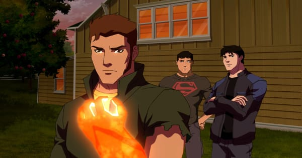 away mission, outsiders, young justice, tv show, animated, action, adventure, season 3, review, dc universe, warner bros television