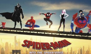 into the spiderverse, spiderman, computer animated, marvel, review, columbia pictures, sony pictures