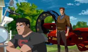 private security, outsiders, young justice, tv show, animated, action, adventure, season 3, review, dc universe, warner bros television