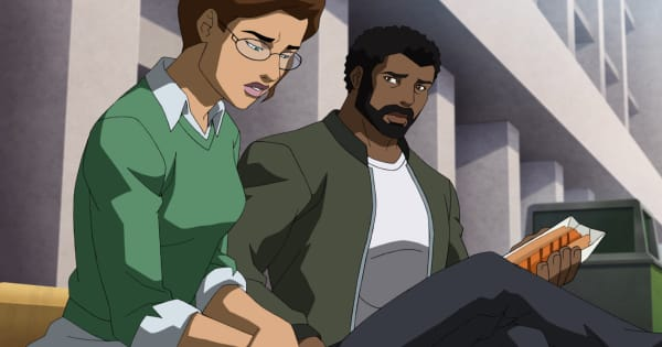 private security, outsiders, young justice, tv show, animated, action, adventure, season 3, review, dc universe warner bros television