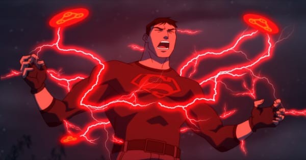rescue op, outsiders, young justice, tv show, animated, action, adventure, season 3, review, dc universe, warner bros television