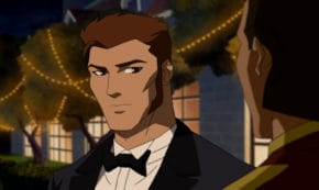 royal we, outsiders, young justice, tv show, animated, action, adventure, season 3, review, dc universe, warner bros television