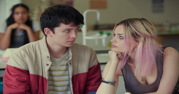 sex education, tv show, comedy, drama, asa butterfield, season 1, review, netflix