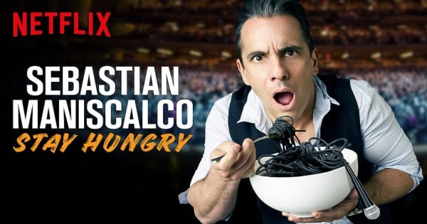 Sebastian Maniscalo Brings Tons of Laughs in 'Stay Hungry