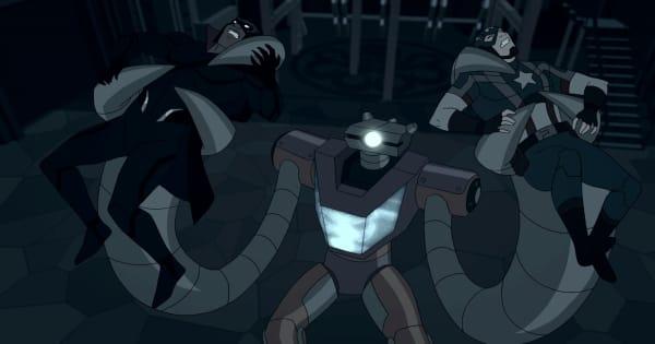 t'chanda, black panther's quest, marvel avengers, cartoon, season 5, review, marvel animation, disney xd