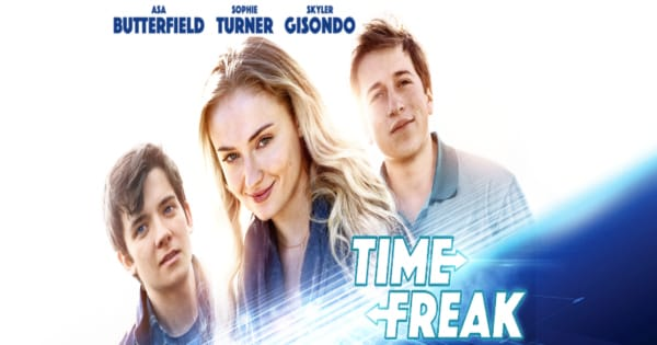 The Heartwarming Comedy Time Freak Is Coming To Blu Ray The
