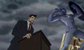 vibranium curtain, part 1, black panthers quest, marvel avengers, cartoon, season 5, review, marvel animation, disney xd