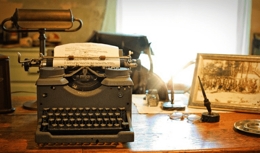 4 Things to Be Thankful for In Writing