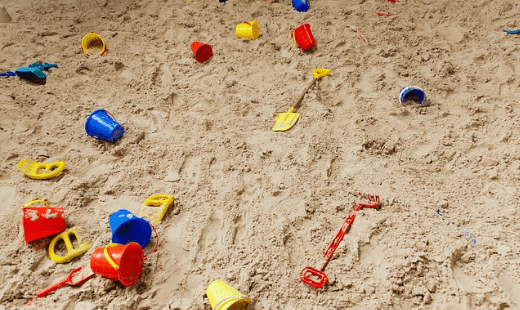 Creativity Part 2 (Or the Sandbox is Not Just for Kids)