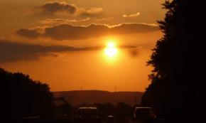 Driving Towards Sunshine