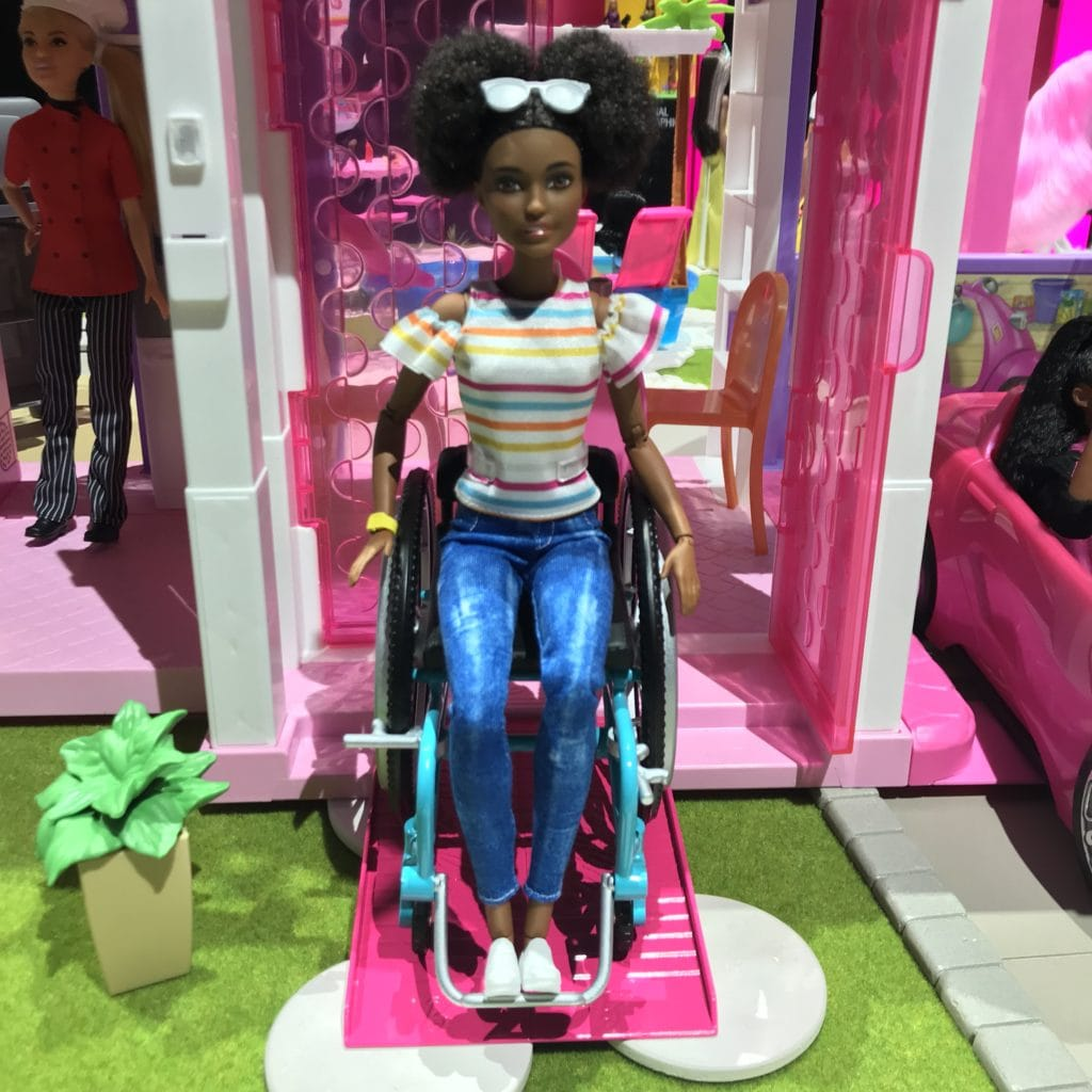 Handicapable Barbie: Representation Matters More Than Ever ... Good Ethics