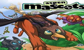aspen mascots, vol 1, children's fiction, science fiction, fantasy, net galley, review, diamond book distributors