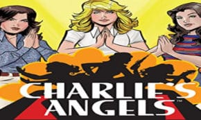 charlie's angels, vol 1, comic, graphic novel, john layman, net galley, review, dynamite entertainment, diamond book distributors
