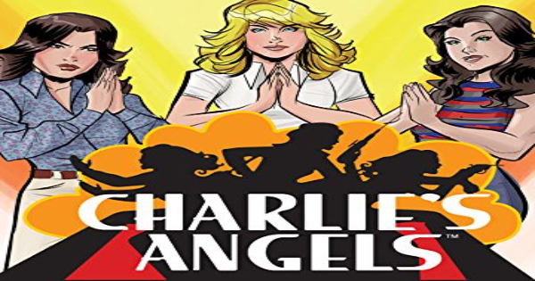 charlie's angels, vol 1, comic, graphic novel, john layman, net galley, review, dynamite entertainment, diamond book distributors