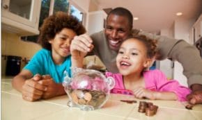 How to Be the Financial Leader Your Kids Need