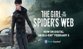 girl in the spiders web, action, thriller, sequel, adaptation, claire foy, blu-ray, review, columbia pictures, sony pictures