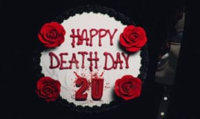 happy death day 2 u, horror, slasher, science fiction, sequel, review, blumhouse productions, universal pictures