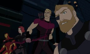 house of m, black panther's quest, marvel avengers, cartoon, season 5, review, marvel animation, disney xd