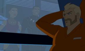 king breaker, part 1, black panther's quest, marvel avengers, cartoon, season 5, review, marvel animation, disney xd