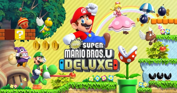 Take On Bowser And His Minions In New Super Mario Bros U Deluxe The Good Men Project