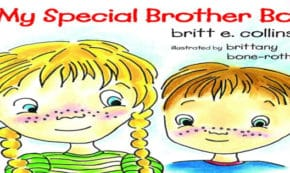 my special brother bo, children's fiction, britt collins, net galley, review, future horizons