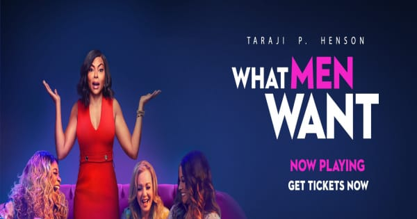 what men want, fantasy, comedy, taraji p henson, adam shankman, tracy morgan, review, paramount pictures