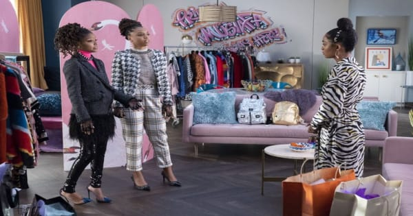 working me, grownish, tv show, comedy, spin off, season 2, review, freeform