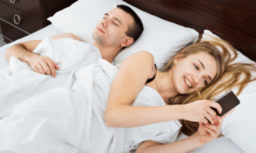 6 Signs Your Lover Is Cheating